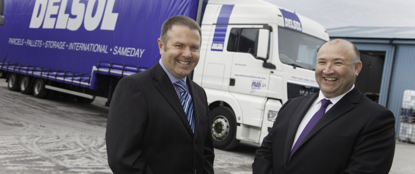 NORTH WALES DELIVERY FIRM CELEBRATES DOUBLE SUCCESS FOLLOWING RECORD BREAKING YEAR