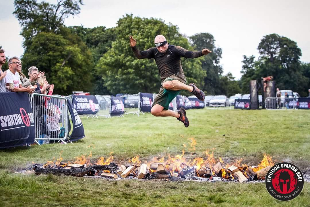Endurance racer Grant clocks up triple Spartan success