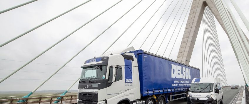 Delsol wins top logistics industry award
