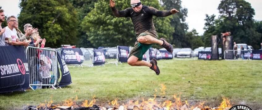 Endurance racer Grant clocks up triple Spartan success